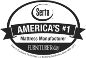 Materace Serta najlepsza fabryka materacy w Ameryce